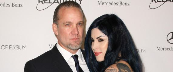 JESSE JAMES KAT VON D ENGAGED