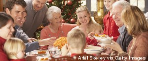 HOLIDAYS FAMILY DINNER