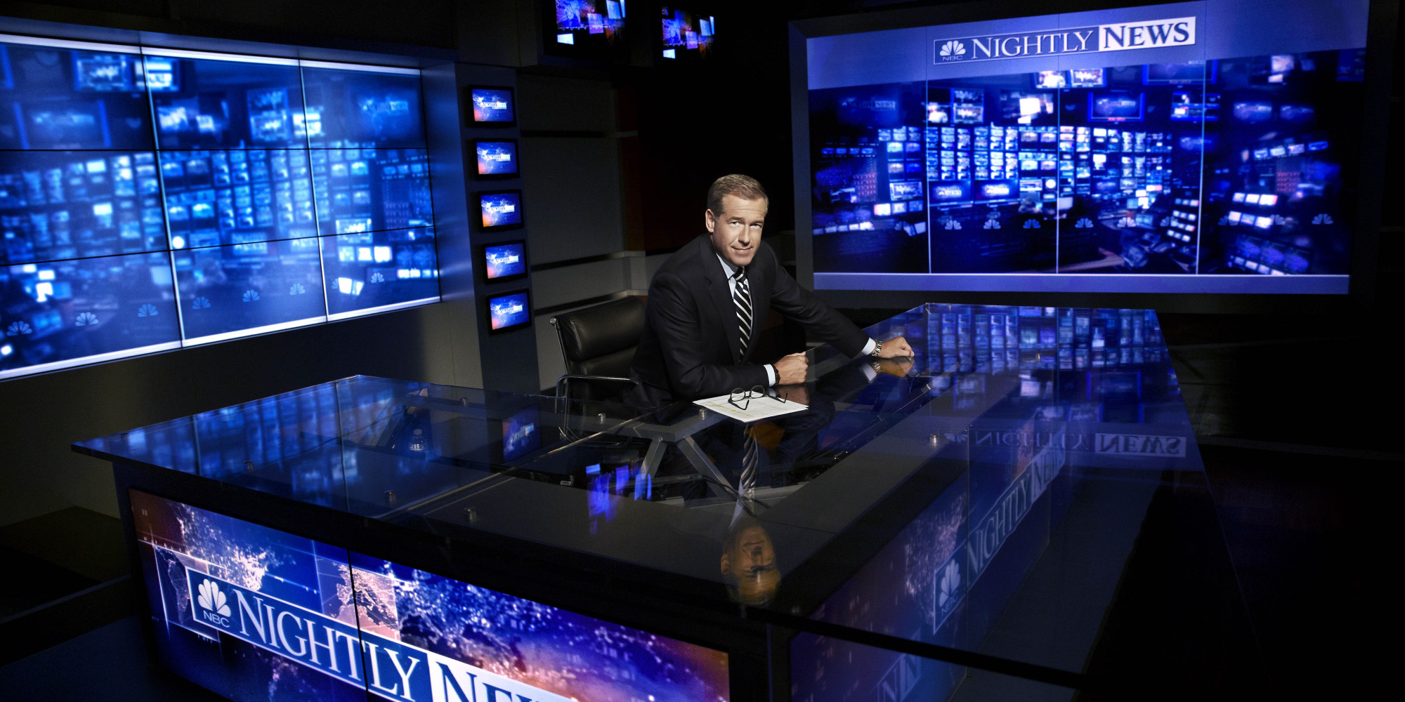 Brian Williams To Stay On As 'NBC Nightly News' Anchor ...