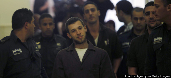Smiling Extremists Charged With Torching The Jerusalem Interfaith School That Gave Us So Much Hope