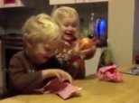 Kids Could Not Be More Thrilled About World's Worst Christmas Presents