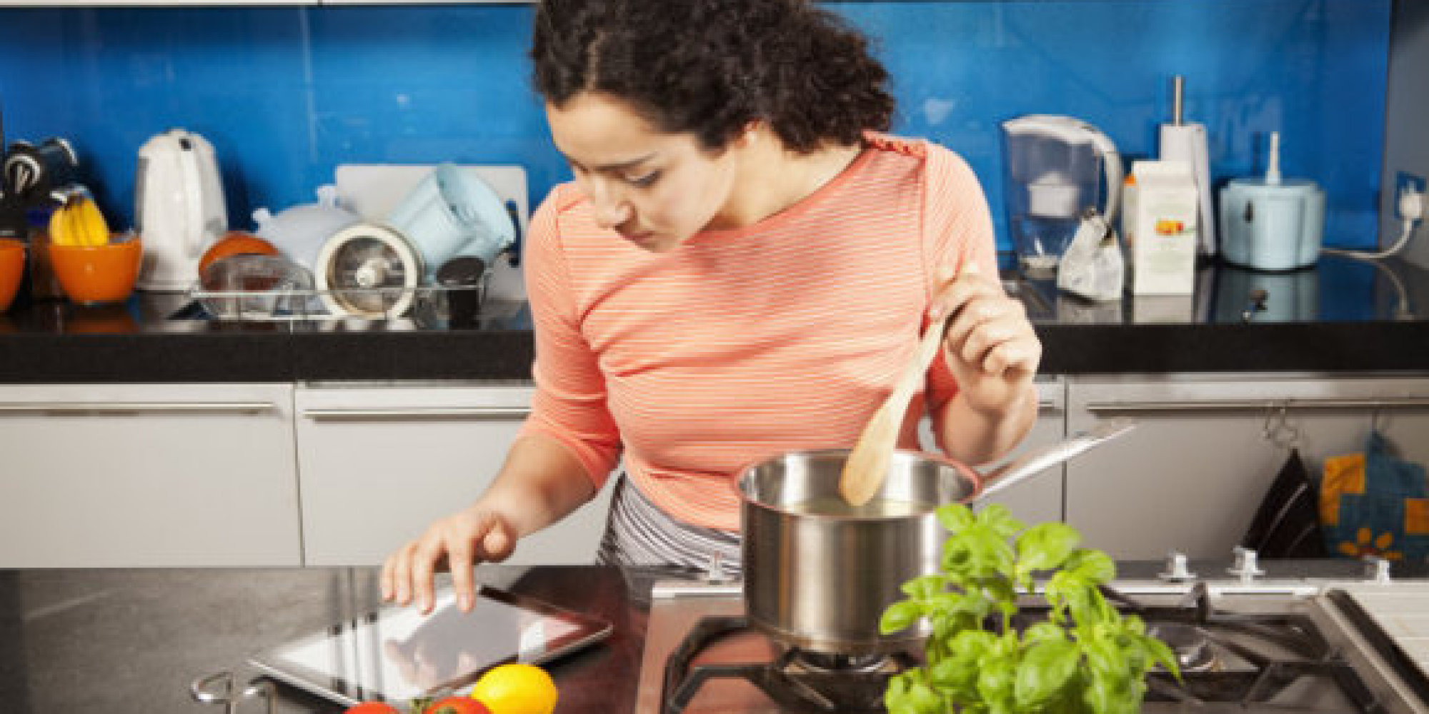 4 ways to make cooking at home doable and more fun huffpost - Home cooking ...