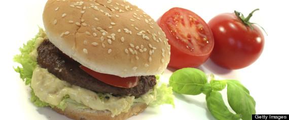 burger ketchup