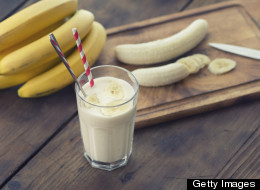 5 Healthy Smoothie Recipes for Overripe Bananas