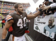 Peyton Hillis Claims He Was Taunted For Being A White Running Back