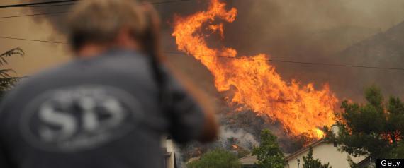 HOMELESS AFTER FIRE