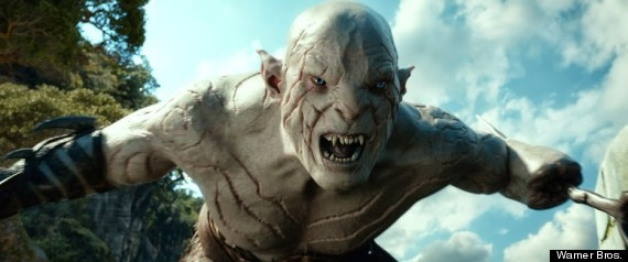 Changes In The Hobbit Movies You Didnt Know Were A Huge Deal  If Book Fans Dont Seem To Remember Azog The Pale Orc From The Hobbit  Theres A Good Reason For That He Actually Died Almost  Years Before  The Book