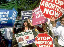 Against abortion articles