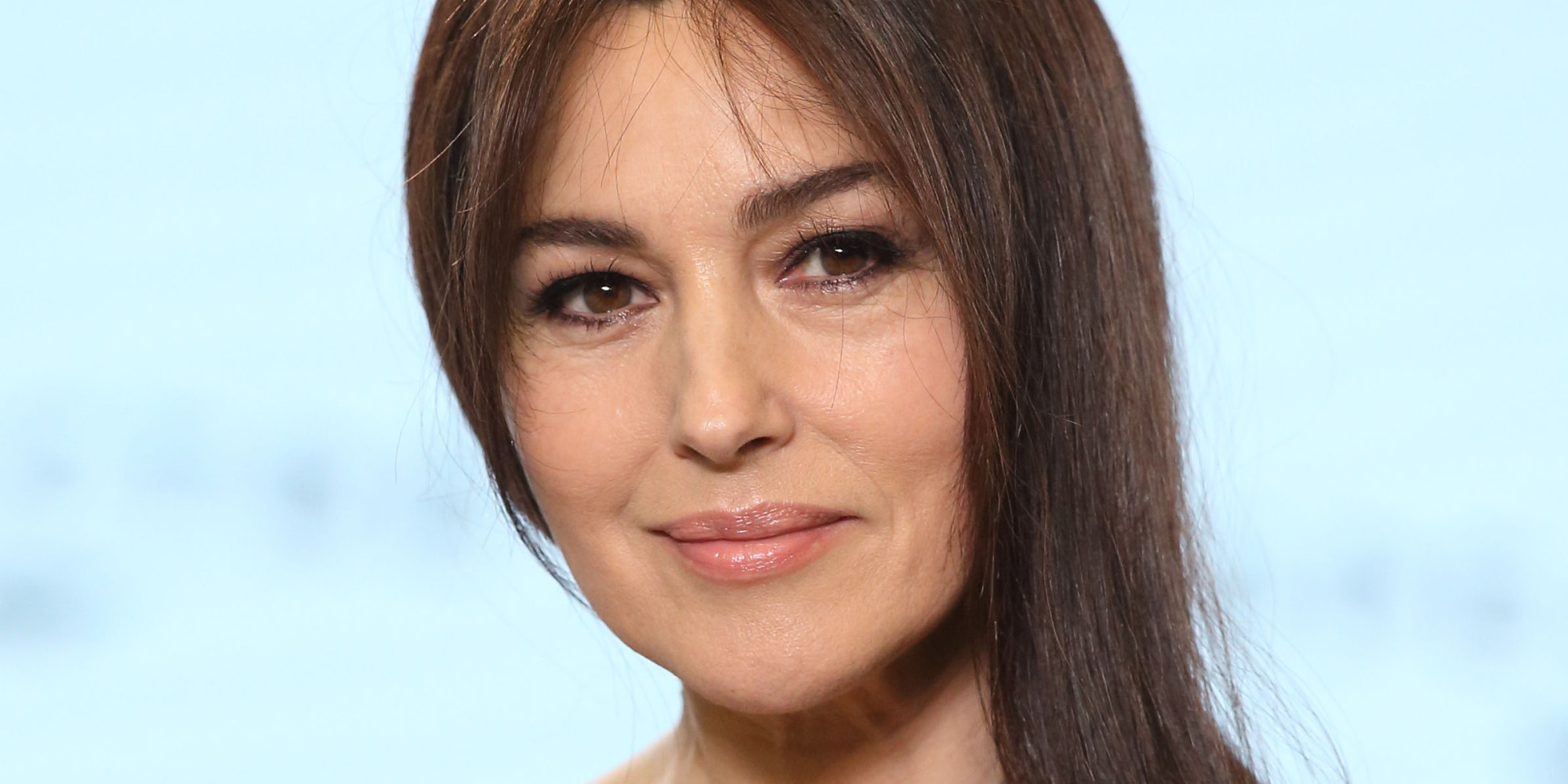 James Bond Has A New Woman -- And She's 50 | Renee Fisher Monica Bellucci Facebook
