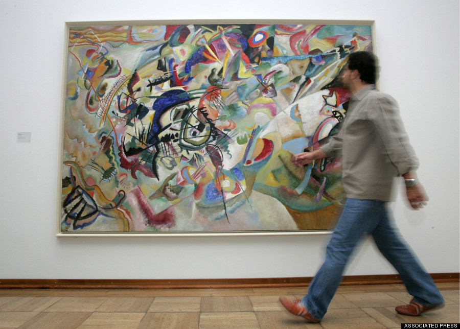 9 Things You Didn T Know About The Artist Wassily Kandinsky