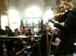 VIDEO Eataly (Un restaurante en NY) es golpeado por Flash Mob 'Smooth Criminal' == Eataly Gets Hit By 'Smooth Criminal' Flash Mob