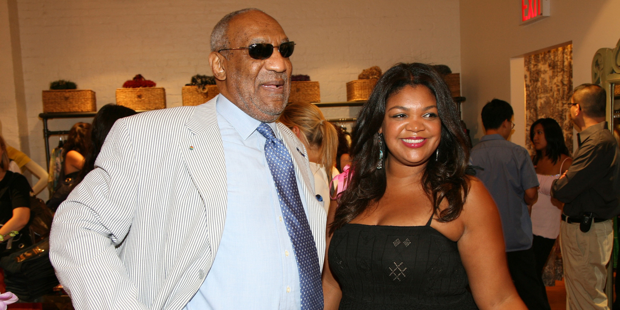 Bill cosby family photos - Bill Cosby S Daughter Evin Releases Statement About Sexual Assault Allegations Huffpost