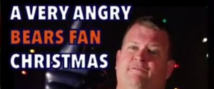ANGRY BEARS FAN CHRISTMAS