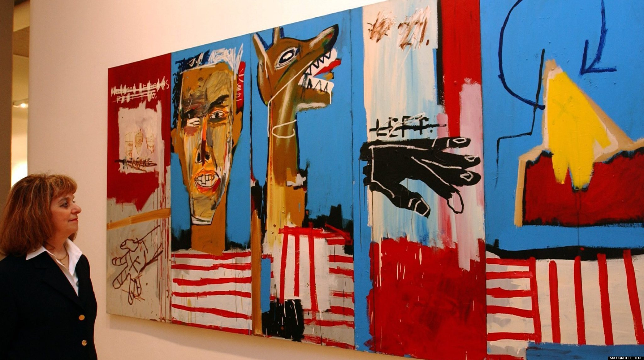 The Anatomy of A Love Affair With Jean-Michel Basquiat | HuffPost