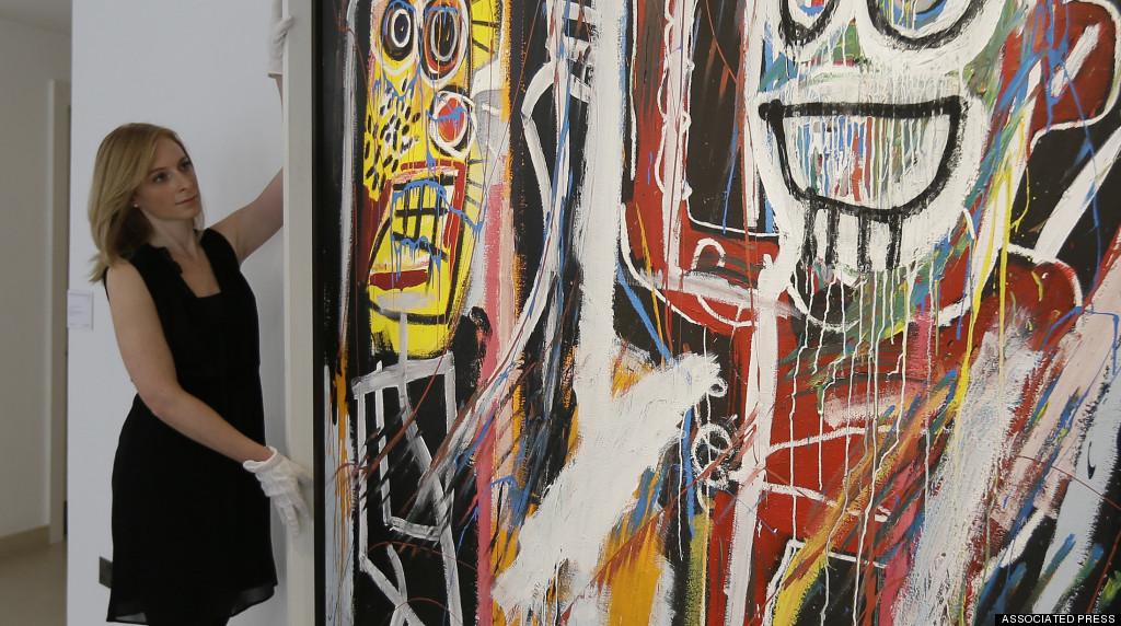 Jean michel basquiat dating madonna