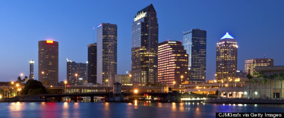 tampa florida downtown