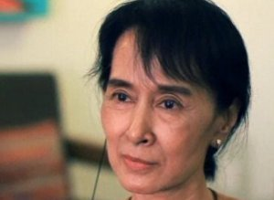 Aung San Suu Kyi Interview