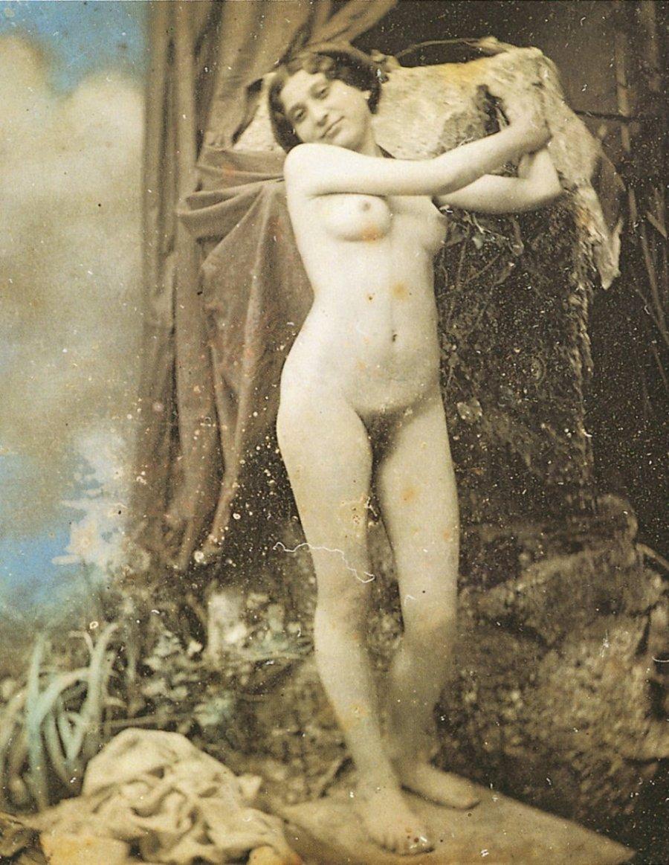 Historic erotic art photography