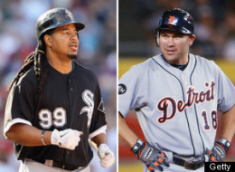 Manny Ramirez Johnny Damon Rays