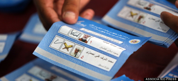 E.U. Confirms Wide Fraud in Afghan Presidential Runoff Election