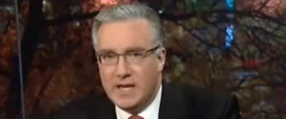 KEITH OLBERMANN FIRED