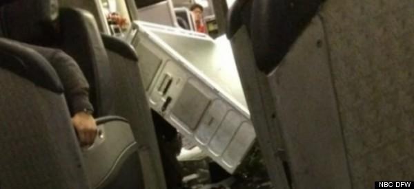 INTENSAS TURBULENCIAS DESVÍAN VUELO DE AMERICAN AIRLINES