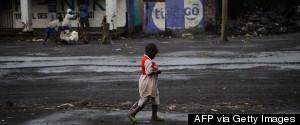 CONGO CHILDREN STREET