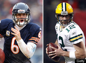 Bears Vs Packers Nfc Championship