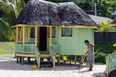 Samoa   Bild: PA