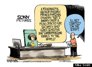 SONY HACKING