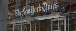 NEW YORK TIMES SONY