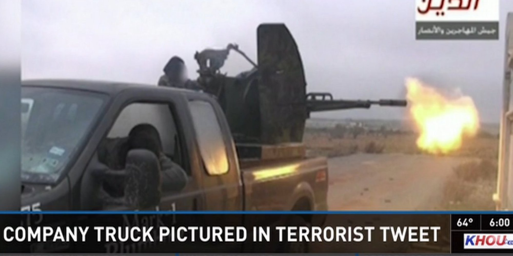 texas plumber isn t sure how extremists in syria ended up with his texas plumber isn t sure how extremists in syria ended up with his work truck huffpost