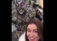 Megatron: Selfie Denied