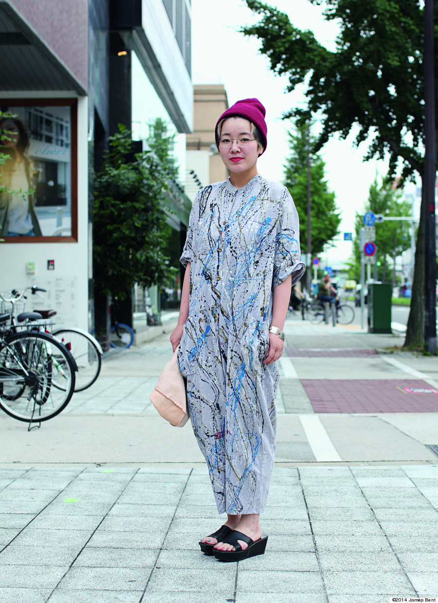 Meet The Photographer Who Travels Across Asia Searching For Authentic Street Style Huffpost