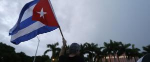 CUBAN EXILE CUBAN FLAG