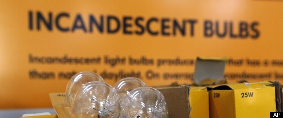 California Incandescent Ban