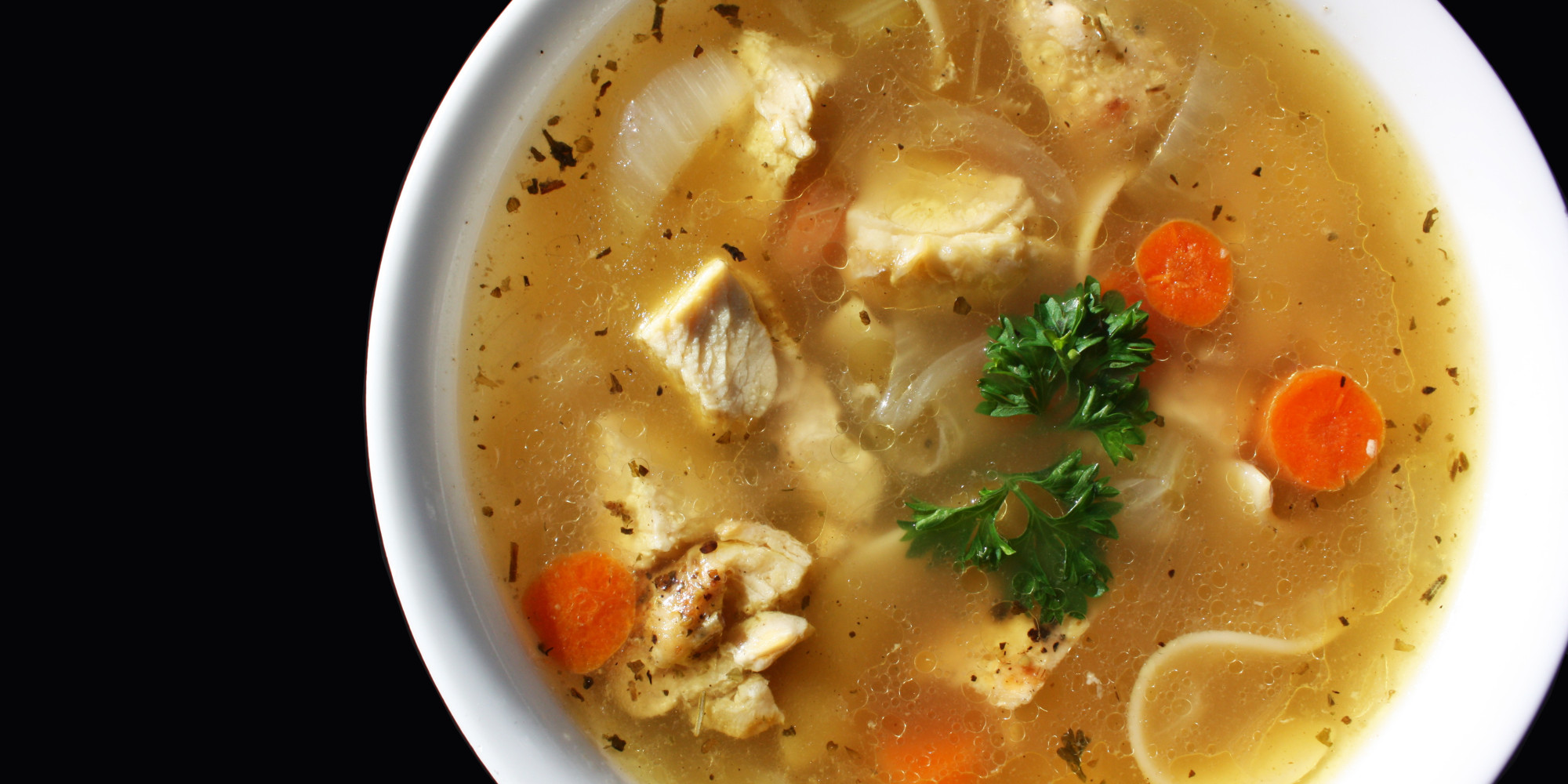 chicken soup really is 39 jewish penicillin 39 for your cold