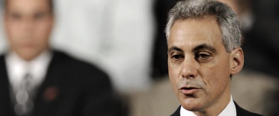 Rahm Emanuel Can't Run For Mayor, Not Chicago Resident