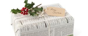 Newspaper Gift