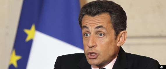 Sarkozy Facebook Hack