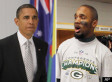Charles Woodson To Obama: 'We're Going To See Him' (VIDEO)