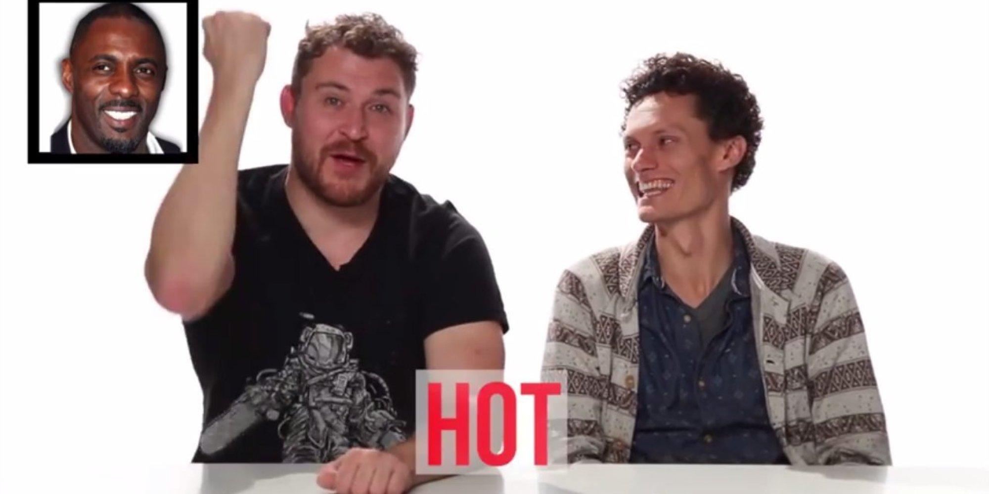hot straightguy