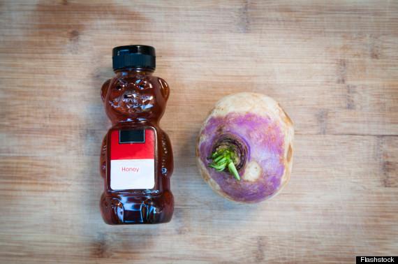 honey and turnip