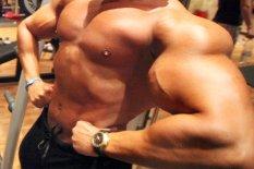 Muskulöser, attraktiver, selbstbewusster? | Bild: PA