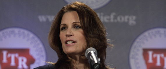 MICHELE BACHMANN TEA PARTY STATE OF THE UNION