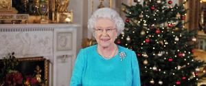 QUEEN ELIZABETH CHRISTMAS