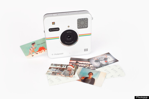Polaroid's 'Instagram' Inspired Camera Is Taking The Web ...