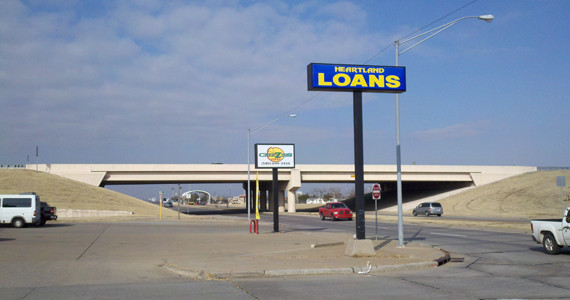 At Fort Sill, High-Interest Lenders Circle The Gates - Dylan Ratigan