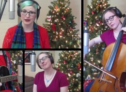 Two Women Hilariously Remind Us What Feminists Really Want For Christmas