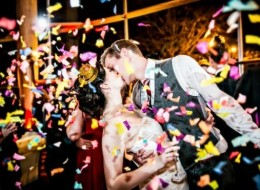 19 Ways To Make Your New Year's Eve Wedding Sparkle
